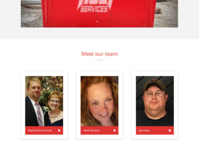 Holt-Services-Help-Us-Paint-The-Town-Red