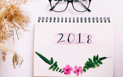 Recap of 2018's Lessons